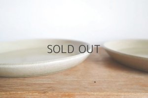 画像3: ネギシ製陶/ 6寸平皿(ナチュラル)