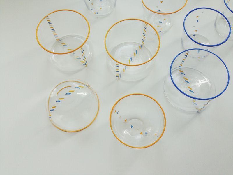 澤田和香奈さんのガラス再入荷△▽△